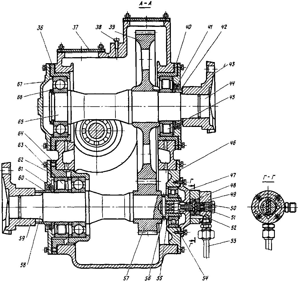 CS41016: Центробежный масляный фильтр Fleetguard.