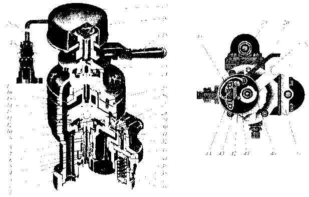 Кран машиниста № 395-3
