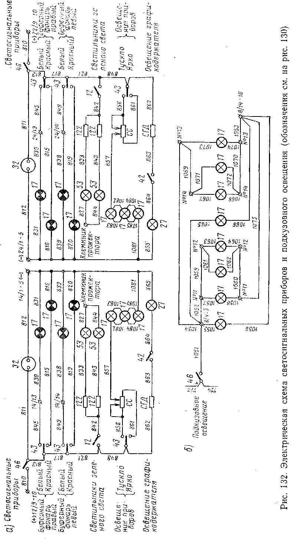 Схема холодильником 2тэ10м