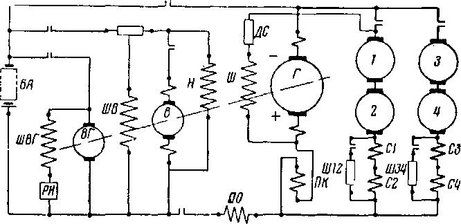 Электрическая передача